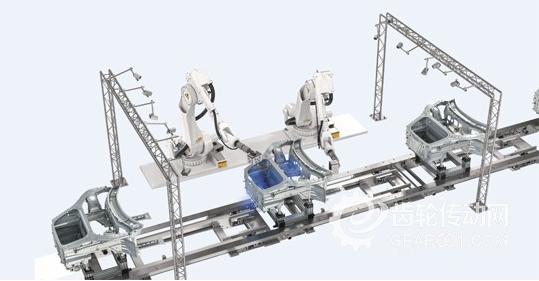 ZEISS AIMax Cloud蔡司光学测头:在线三坐标测量的创新者